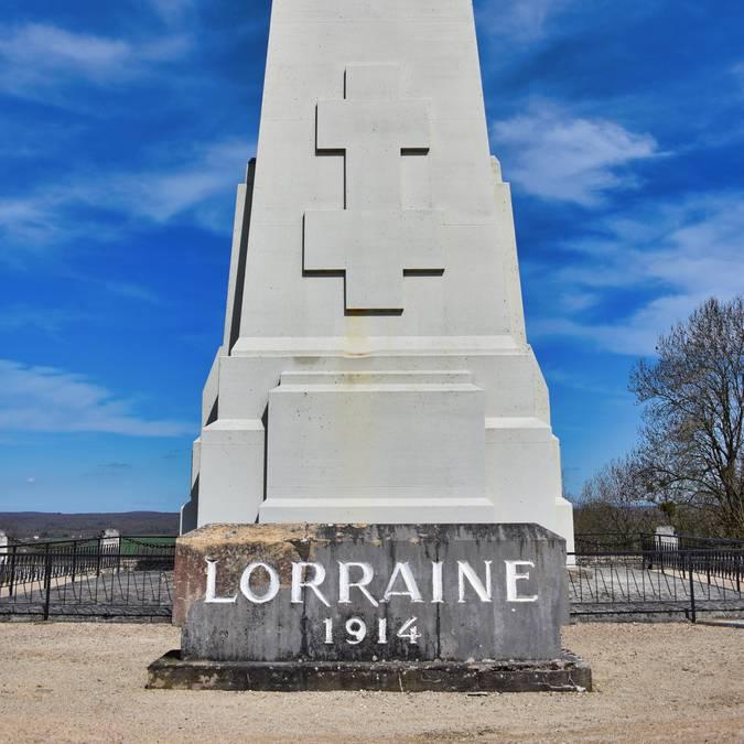 Monument historique de Lorraine - Bataille de la trouée de Charmes