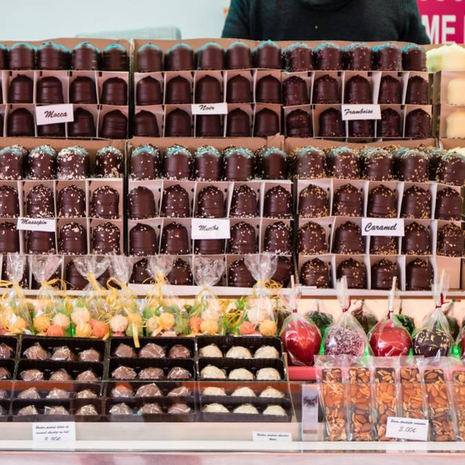 Feu d'artifice Fête Saint-Maurice Épinal - Fête foraine Epinal - Activités Epinal - Manège Epinal - Chocolats Epinal
